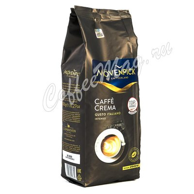 Кофе Movenpick Of Switzerland Caffe Crema Gusto Italiano в зернах 1 кг