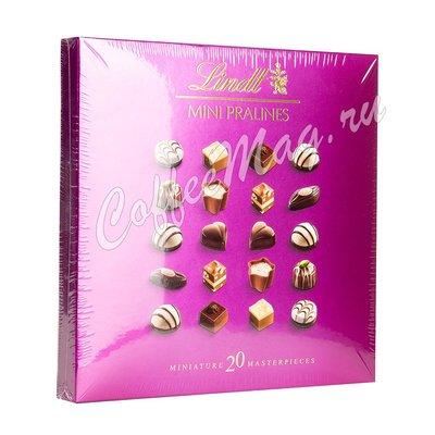 Шоколадные конфеты Lindt Mini Pralines Пралине Мини 100 г