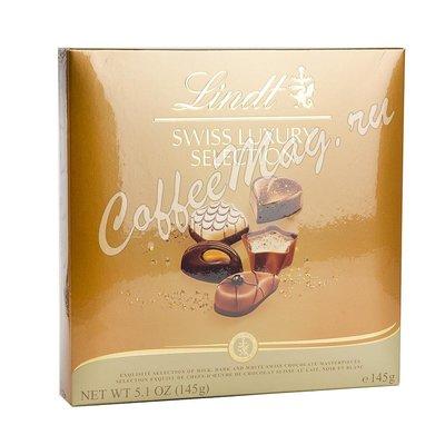 Шоколадные конфеты Lindt Swiss Luxury Пралине 145 г.