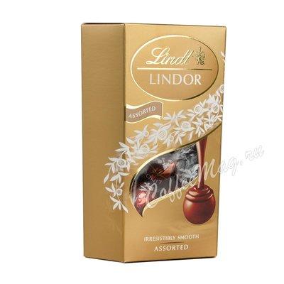 Шоколадные конфеты Lindt Lindor Ассорти 337 г