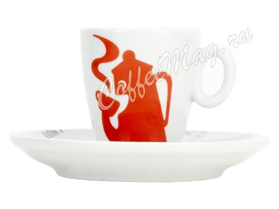 Чашка Hausbrandt для эспрессо (6 вариантов цветов)