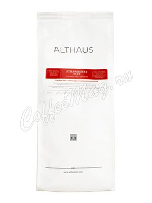 Чай Althaus листовой Strawberry Flip фруктовый 250 г