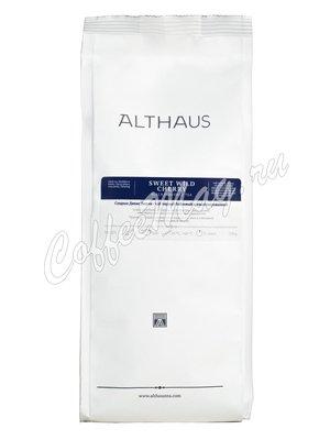 Чай Althaus листовой Sweet Wild Cherry черный  250 г