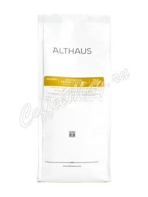 Чай Althaus листовой Roibush Cream Carame травяной 250 г