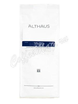Чай Althaus листовой  Earl Grey Supreme черный 250 г