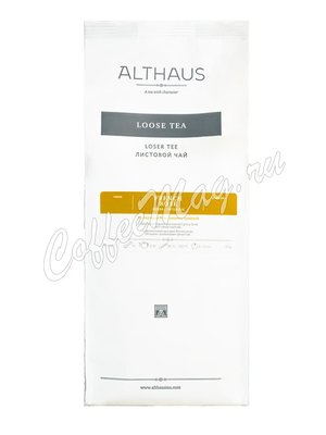 Чай Althaus листовой French Rose Бутоны роз 125 г