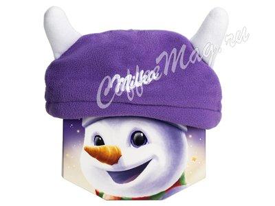 Milka Christmas Winter Hat Новогодний подарок 150 г