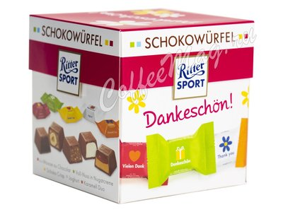 Шоколад Ritter Sport Dankeschon 176 г