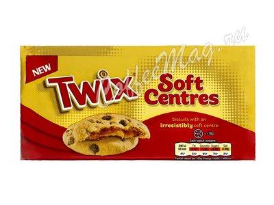Печенье Twix Soft Centres 144 г
