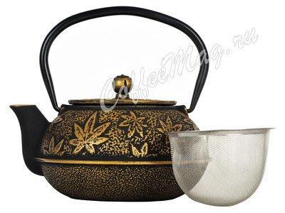 Чайник заварочный чугунный 600 мл (734-038)