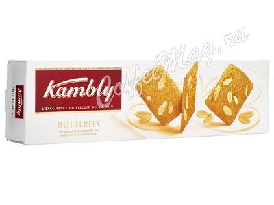Kambly Butterfly Печенье с миндалем 100 г