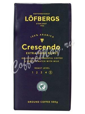 Кофе Lofbergs Crescendo молотый 500 г