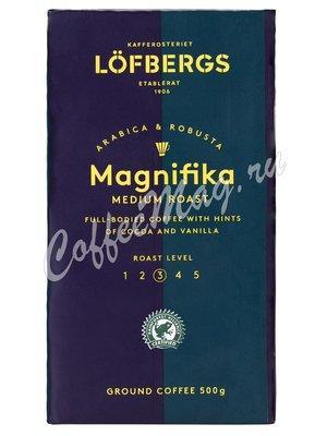 Кофе Lofbergs Magnifica молотый 500 г