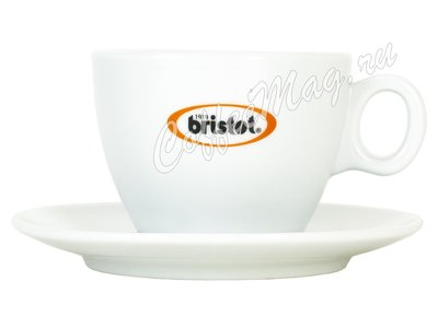 Белая чашка Bristot  Американо (мега) 250 мл