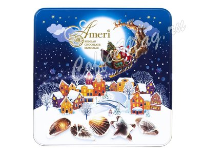 Шоколадные конфеты Ameri пралине 500 гр ж.б.