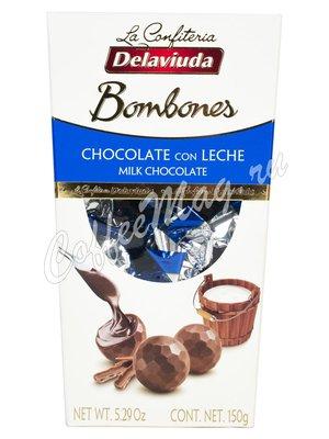 Delaviuda Шоколадные конфеты из молочного шоколада 150 г
