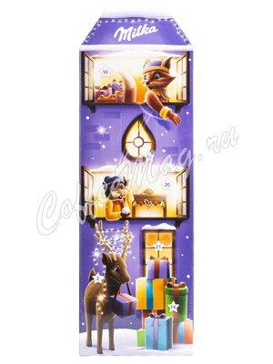 Milka 3D Advent Calendar Конфеты новогодние 229 г
