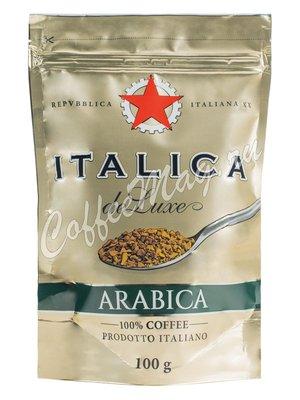 Кофе Italica De Luxe дой-пак растворимый 100 гр