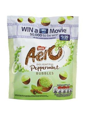 Шоколадное драже Nestle Aero Peppermint Bubbles 102 г