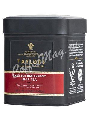 Чай Taylors of Harrogate листовой English Breakfast 125 г