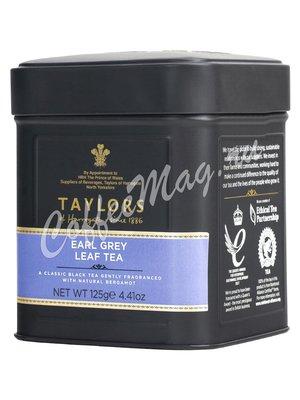 Чай Taylors of Harrogate листовой Earl Grey Эрл Грей 125 г
