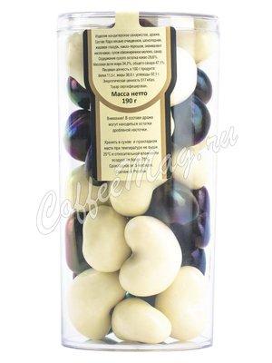 Драже Царское подворье Кешью в белой и шоколадной глазури 190 г