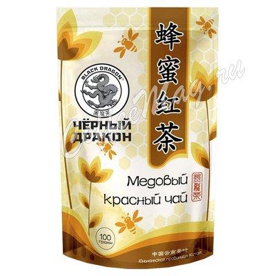 Чай Черный дракон Красный медовый 100 г.
