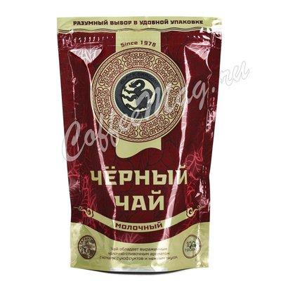 Чай Черный дракон Черный молочный 100 г.