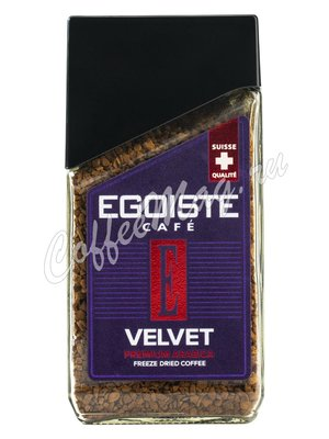 Кофе Egoiste растворимый Velvet  95 г (ст.б.)