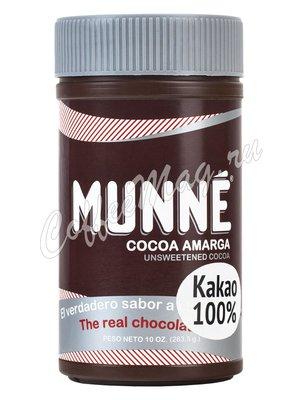 Munne Amarga Какао без сахара, банка 283,5 г