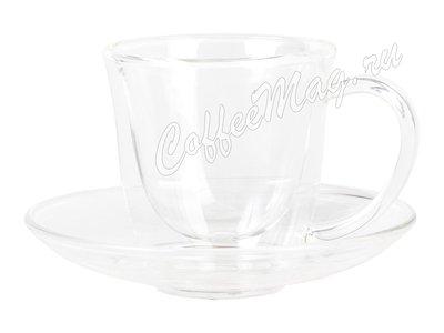 Набор из 2-х кофейных пар Walmer Sapphire 80 мл