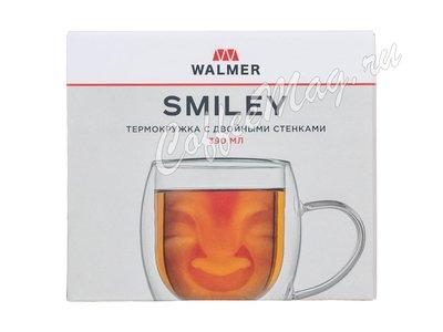 Термокружка Walmer Smiley 390 мл