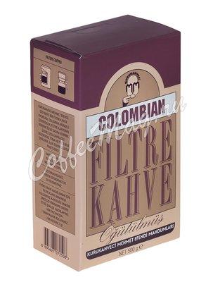 Кофе Mehmet Efendi Columbia молотый  500 г