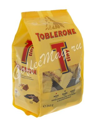 Шоколад Toblerone Tiny Mix 248 г