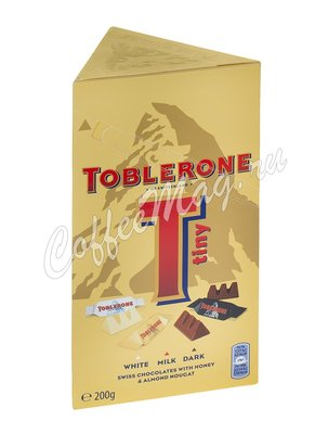 Шоколад Toblerone Tiny Mix 200 г