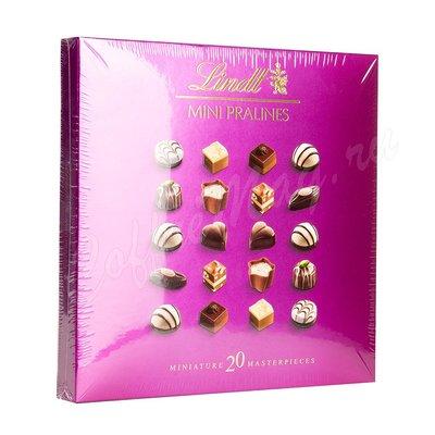 Шоколадные конфеты Lindt Mini Pralines Пралине Мини 100 гр