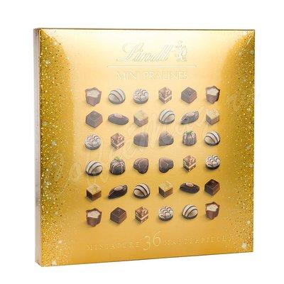 Шоколадные конфеты Lindt Mini Pralines Пралине Голд Мини 180 гр