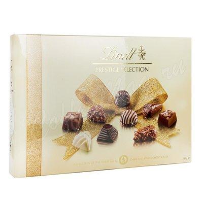 Шоколадные конфеты Lindt Prestige Selection. Пралине Ассорти 345 гр
