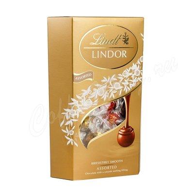 Шоколадные конфеты Lindt Lindor Ассорти 200 гр