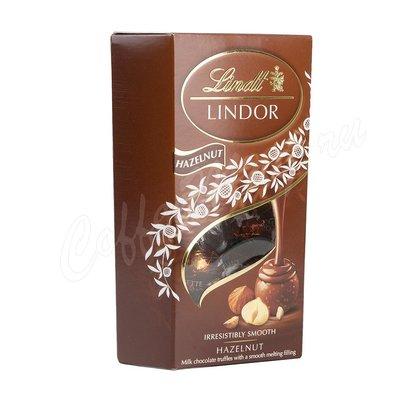 Шоколадные конфеты Lindt Lindor Фундук 200 гр