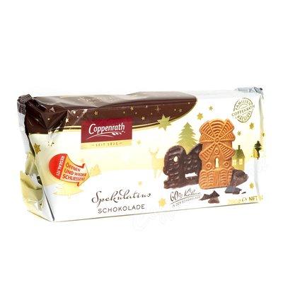 Coppenrath Печенье хрустящее Спекулос с шоколадом 200 г
