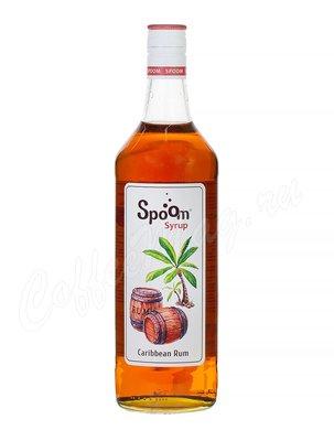 Сироп Spoom Карибский ром 1 л