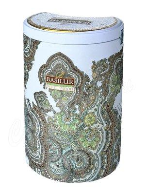 Чай Basilur ВОСТОЧНАЯ Белая луна Молочный улун 100 г
