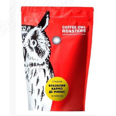 Кофе Owl в зернах Эфиопия Керреча 200 г