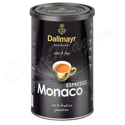 Кофе Dallmayr Espresso Monaco молотый 200 гр ж.б.