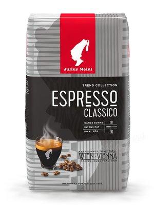 Кофе Julius Meinl в зернах Эспрессо Классико 1кг Тренд Коллекция