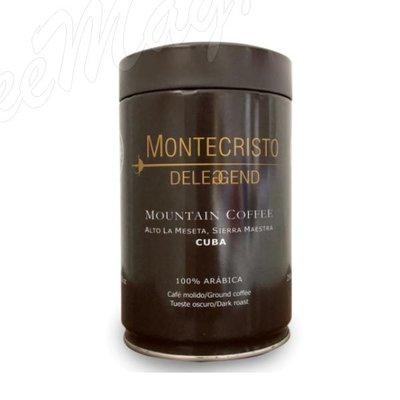 Кофе Montecristo Deleggend молотый 250 гр ж.б.