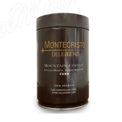 Кофе Montecristo Deleggend молотый 250 г
