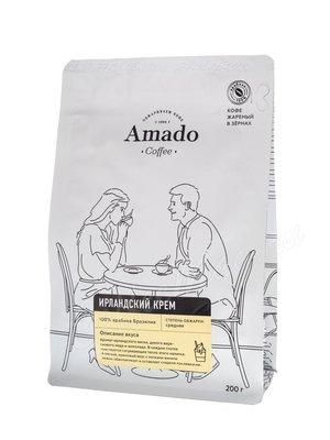 Кофе Amado в зернах Ирландский крем 200 г