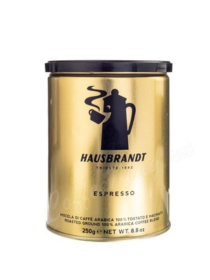 Кофе Hausbrandt молотый Espresso 250 гр